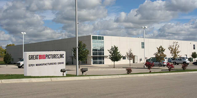 GSP Adds New VUTEk Printer to Madison Plant
