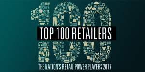 GSP Customers Top STORES' Top 100 List