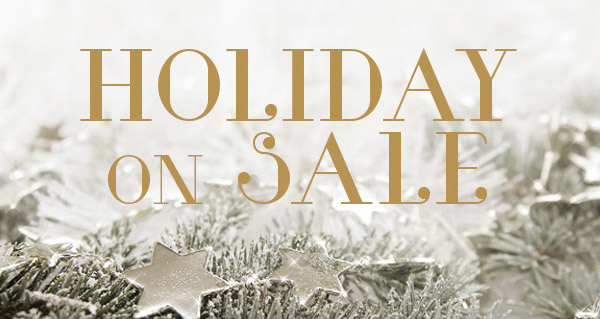 Holiday On Sale